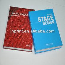 China Hardcover Books Printing with Advanced Binding Machine