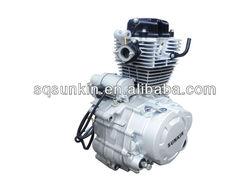Fuel consumption economy 110cc 125cc 150cc 200cc motorcycle engines