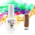 2015 nova GelArtist cálcio profissional molho fora UV colorido Gel Nail Polish
