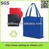 Top quality modern mini leather pvc long handle beach bag