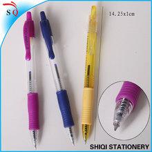 click TPR grip normal ball pen