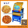 los bombardeos de maíz de la máquina eléctrica nueva granja pelado automático de maíz