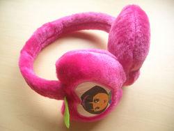 winter earmuffs plush