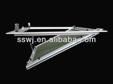 flush alu access panel 12.5mm plasterboard ceiling