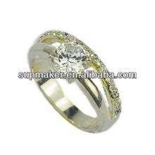Fancy vogue jewelry wedding rings