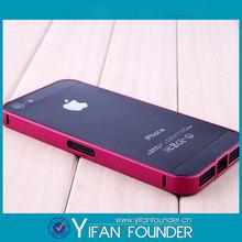 cleave duff baking varnish metal bumper for iPhone 5