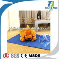 2014 Best sale cooling pet bed car seat cusion gel pet mat