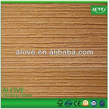 wood plastic composite laminate furniture board /ood plastic composite skirting board