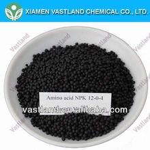 Vastland best composition of organic fertilizer npk 12-0-4