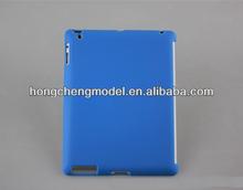 Matte Solid Transparent Blank Soft TPU Tablet Case For iPad Smart Cover Partner