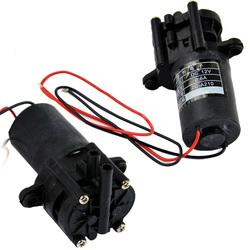 New 5-12V DC Mini Brushless Magnetic Self-priming Hot Water Pump