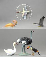 miniature plastic animals;miniature animal figurines;miniature animal figures