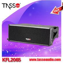 15/18 inch subwoofer pro Line Array active speaker