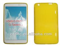 TPU Tablet Cover Case For LG G Tablet 8.3 V500 G Pad 8.3