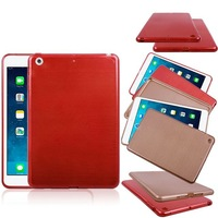 Wholesale brushed pattern soft TPU case,for ipad mini TPU case