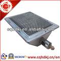 Estufa de gas lpg/parrilla de gas por infrarrojos de cerámica del quemador( hd220)