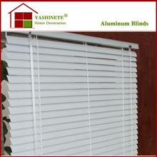 25mm Manual control interior window aluminum blinds