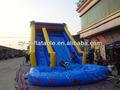 2014 inflable de agua juegos de correderas