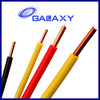 Building wire pvc insulated copper/aluminum solid/stranded wire manufactures