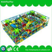 small indoor playground slide