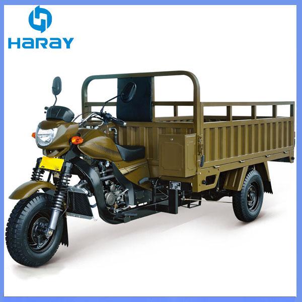 Popular Trike Chopper Three Wheel Motorcycle for Cargo