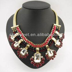 New Gold Chain Design for Women, China Jewelry Wholesale (SWTN1231-1)