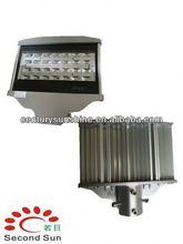 2 years warranty Bridgelux chips Meanwell driver 28W aluminum led street light housing