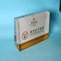 costom de escritorio de acrílico superior de fumar no hay señal de advertencia al por mayor