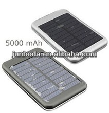 5000mah top seller Mobile/ iPhone/iPod Android Phone solar Charger