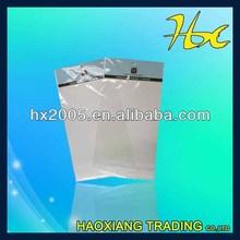 Good quality hot sale gift bags self adhesive/self adhesive plastic bags