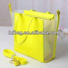 Hot-Sale top quality factory designer mauve ladies 100% real genuine ostrich leather handbag bags made in china