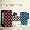 high quality for iphone 5 case, phone case with PC+ silicon design, bling diamond case for iphone 5