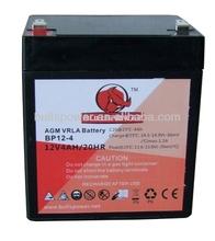 CE standard 12V4AH ups battery manufacturers/ups batteries 12v4ah/ups with battery backup