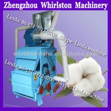 2014 caliente de la venta de hilado de algodón de máquinas / de algodón desmotado planta