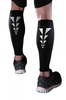 Cramer Products 279053 ENDURANCE SUPPORT SYSTEMS - ESS - REFLECTIVE CALF SLEEVE - XLARGE - BLACK - PAIR...