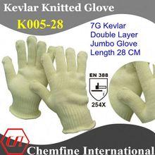 new design kevlar diving gloves