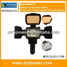 4500K-3200K 10W High-end LED Video Lamp Light LBPS-900 LED-900 LBPS900 LED900 for Camcorder DV camera