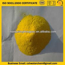 polyaluminium chloride powder 30% for heavy metal