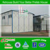 light steel modular low cost prefab house for construction project
