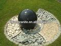 mármol pulido esfera de bolas