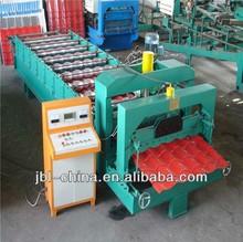 Glazed Tile Roll Forming Machine China Manufacturer