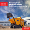 HYSOON HD05A self loading track dumper