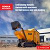 HYSOON HD05A self loading track dumper