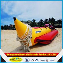 inflatable banana boat / inflatable kayak/inflatable banana float
