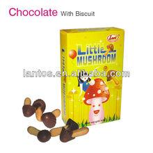 LARI BRAND MUSHROOM CHOCOLATE AND BISCUIT