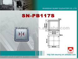 elevator lift hyundai price of elevator push buttons lift spare parts SN-PB117s