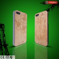 bamboo cell phone covers for girls with classical design