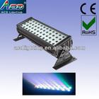 36*3w RGB outdoor led bridge light,led waterproof wall light