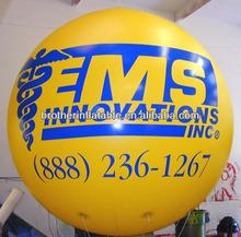 Silk Printing Inflatable Advertisement Balloon