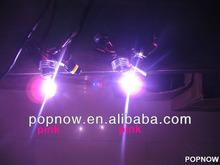 Dark Pink Luces De Xenon Faros Hid Bulbs H1 H3 H7 H8 H9 H10 D1S D2S D3S D4S hid 35w headlamp